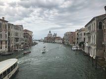 Отпуск в городе Венеции стоковое фото rf