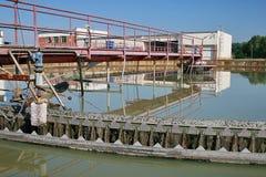 отработанная вода Стоковая Фотография RF