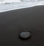 отработанная формовочная смесь пляжа Стоковая Фотография
