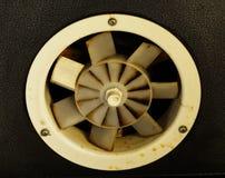 отработанный вентилятор Стоковая Фотография