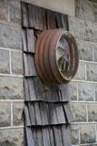 Отработанный вентилятор Стоковое Фото