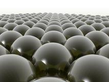 отражательные сферы Стоковая Фотография RF