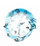 отражая вода вахты Стоковая Фотография