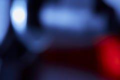 Отражая свет внутри тень Стоковое Изображение RF