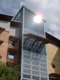 отражая солнечность Стоковые Фотографии RF