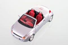 отражение автомобиля Стоковые Фотографии RF