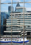 отражение банка южное Стоковые Изображения