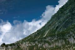 Отражение воды Стоковое Фото