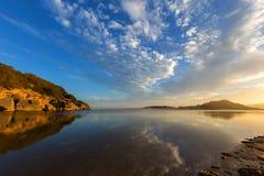 Отражение воды Стоковые Изображения