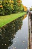 Отражение в воде Стоковое Изображение RF