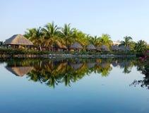 Отражение в воде Стоковая Фотография RF