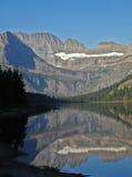отражение горы озера Стоковое Изображение RF