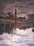 Отражение делает все милый Стоковое Изображение