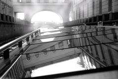 отражение дуги Стоковая Фотография RF