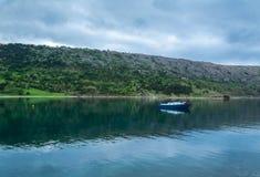 Отражение залива Стоковое Фото