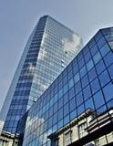 отражение зданий Стоковые Изображения RF