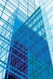 отражение здания Стоковые Изображения
