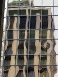 Отражение здания Стоковые Фотографии RF