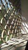 Отражение дизайна гриля солнечности Стоковое Фото