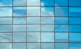 Отражение неба Стоковые Фотографии RF