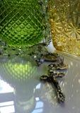 Отражение розария Стоковые Фотографии RF