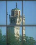 отражение церков Стоковое Изображение RF