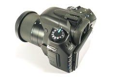отражение черной камеры цифровое стоковые изображения