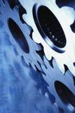 отражение шестерни Стоковое фото RF