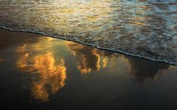 отражение Стоковое Изображение RF