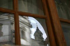 отражение ii стоковое фото rf