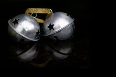отражение jingle колокола стоковые фото