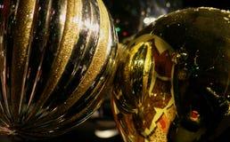 отражение santa шлема Стоковое Изображение