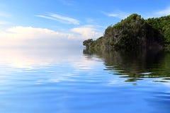 Отражения воды Headland стоковые фото