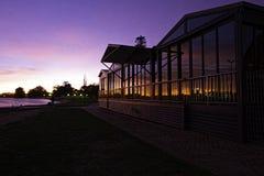Отражения восхода солнца Стоковые Фотографии RF