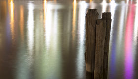 Отражения воды Стоковые Изображения RF