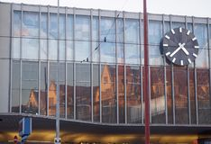 Отражения в Мюнхене Стоковая Фотография