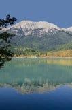 Отражения горы Стоковое фото RF