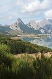 Отражения горы Стоковое Изображение