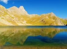 отражения горы Стоковое Изображение RF