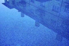 Отражения гостиницы Стоковое Изображение
