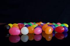 Отражения желейных бобов Стоковые Изображения RF