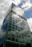 отражения здания Стоковое фото RF