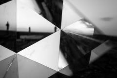 Отражения зеркала Стоковое фото RF