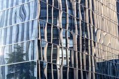 Отражения здания Стоковые Фотографии RF