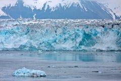 отражения ледника Стоковые Изображения