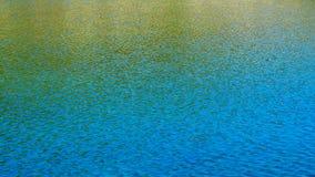 Отражения на воде Стоковое Изображение