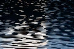 Отражения на озере Патриции Стоковое Изображение RF