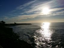 Отражения океана Стоковое Изображение RF