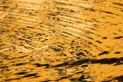 Отражения цвета на море Стоковые Фото