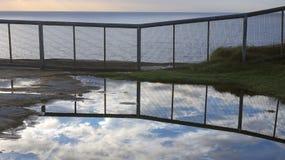 Отражения Rockpool Стоковая Фотография RF